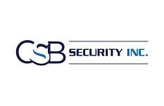 CSB Security Inc. Logo - Horizontal (Dar