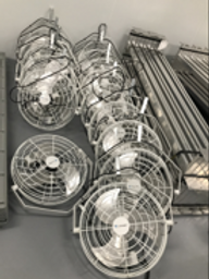 Used - Canarm Cannabis Growing Fans
