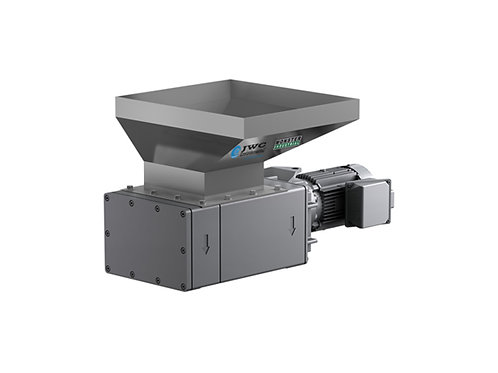 Large Scale Cannabis Waste Shredders
