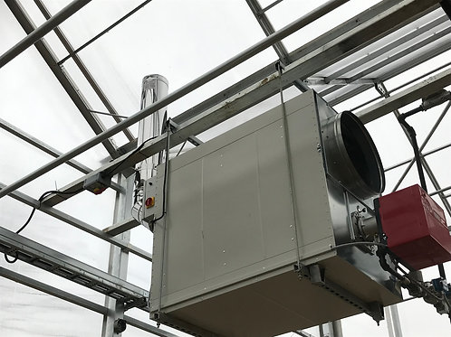 Greenhouse Heating and Air Distribution