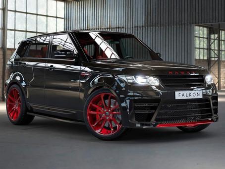 Hawke vanteet Land Rover, Range Rover ja Jaguar autoihin täydentävät valikoimaamme