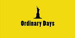 Ordinary Days, London, CBS Dance