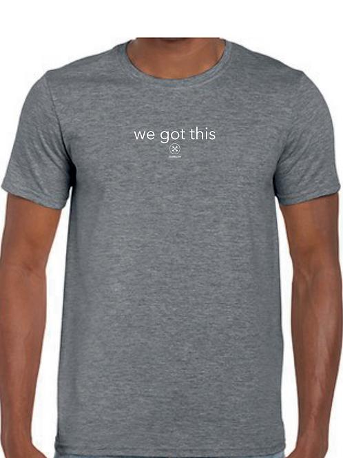 Mens SS Training T-Shirt