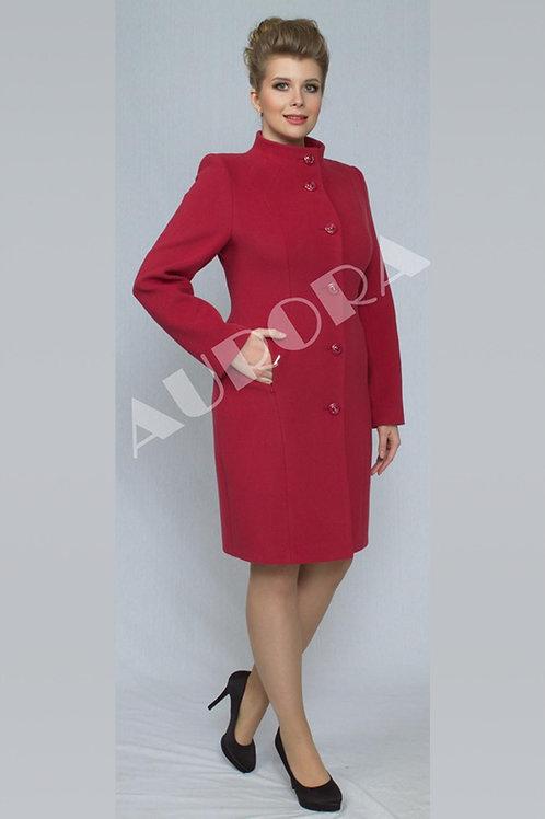 Пальто А-246/1  (ткань велюр)