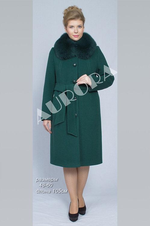 Пальто А-218Z (ткань велюр)