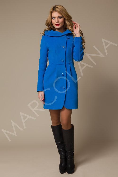 Пальто А-92 (ткань велюр)