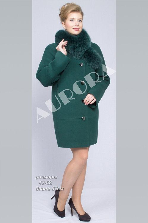 Пальто А-254Z (ткань велюр)