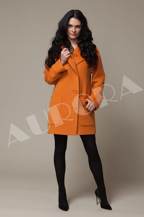 Пальто А-191 (ткань велюр )