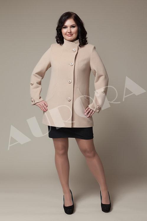 Пальто А-103 (ткань велюр)
