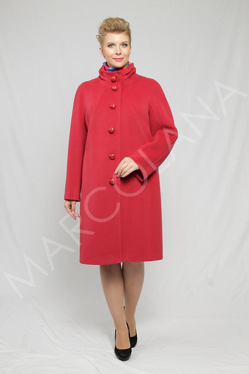 Пальто А-145 (ткань - ворс)