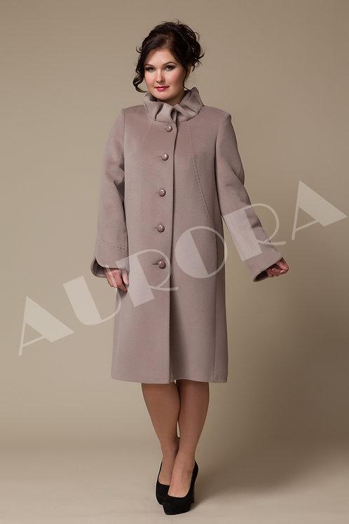 Пальто А-185 (ткань - ворс)