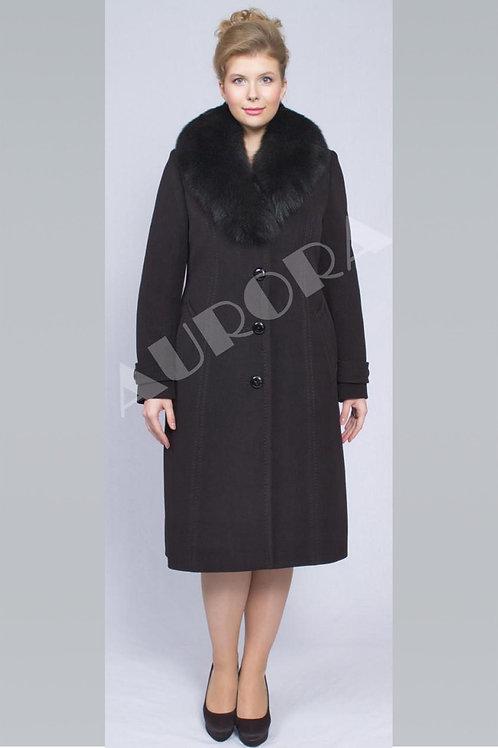 Пальто А-60Z (ткань - велюр)