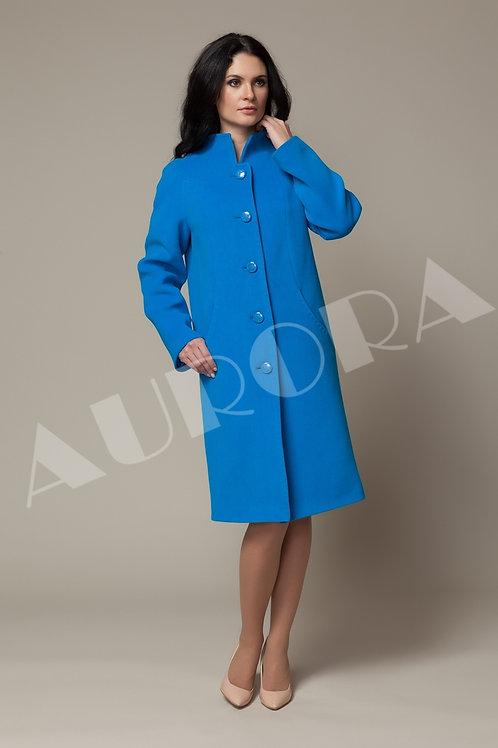 Пальто А-167 (ткань велюр)
