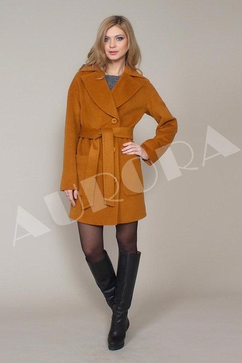 Пальто А-191 (ткань микроворс )