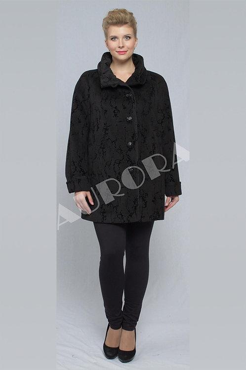 Пальто А-216 (ткань флок)
