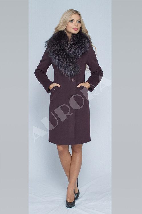 Пальто А-186Z (ткань велюр)
