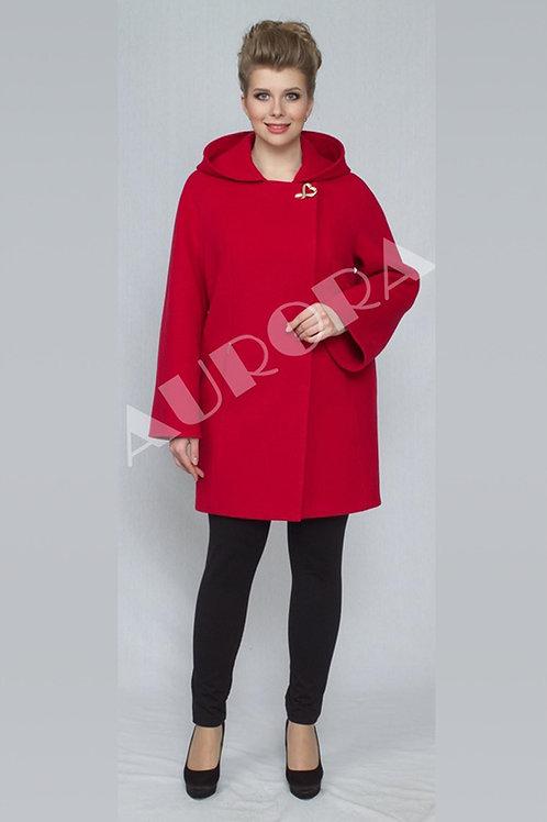 Пальто А-267 (ткань велюр «прима»)