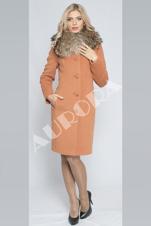 Пальто А-237Z (ткань велюр)