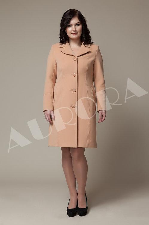 Пальто А-84 (ткань велюр)