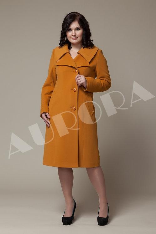 Пальто А-73 (ткань велюр)