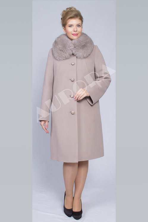 Пальто А-213Z (ткань велюр)