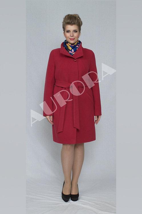 Пальто А-263  (ткань велюр)