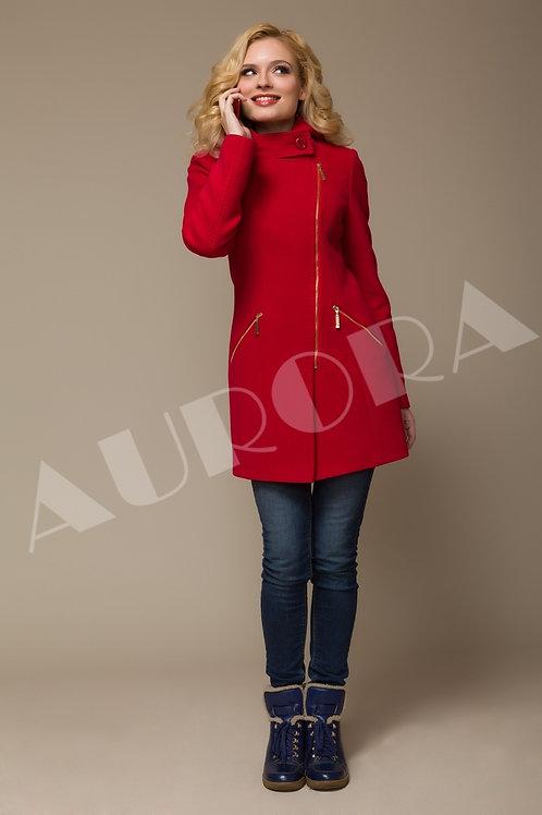 Пальто А-143 (ткань велюр)