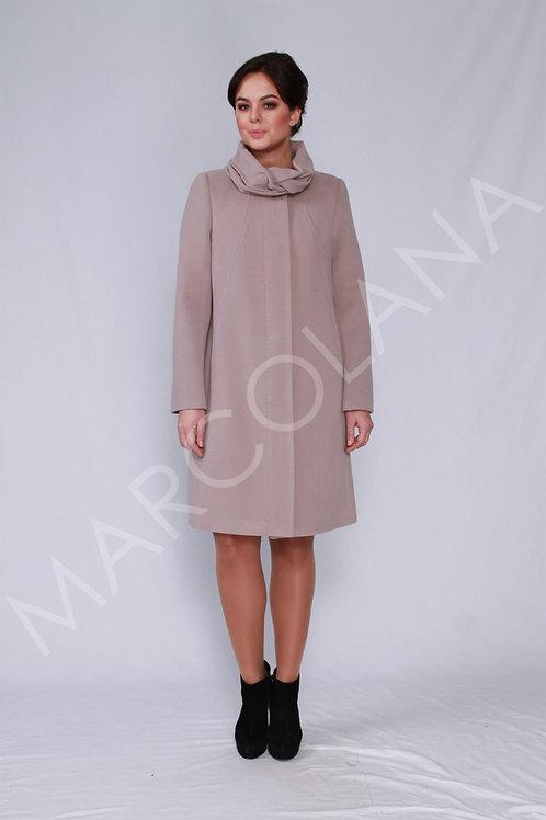 Пальто А-210 (ткань велюр)