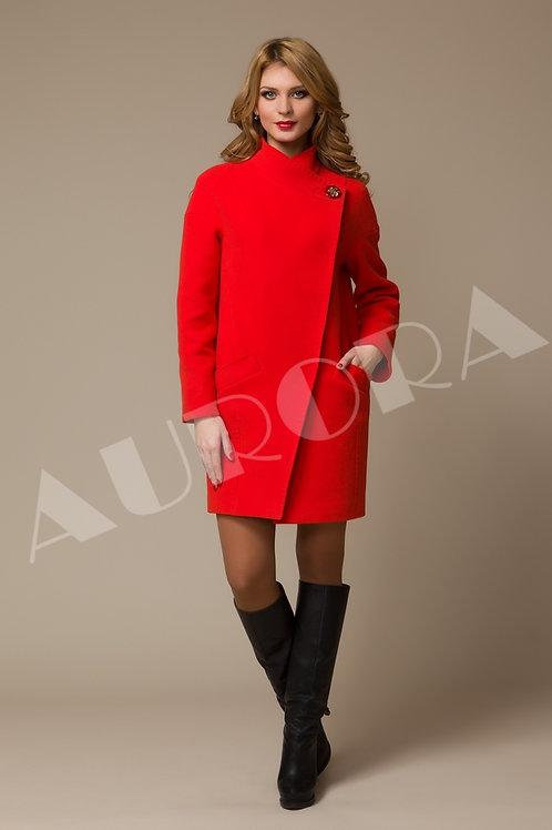 Пальто А-194 (ткань велюр)
