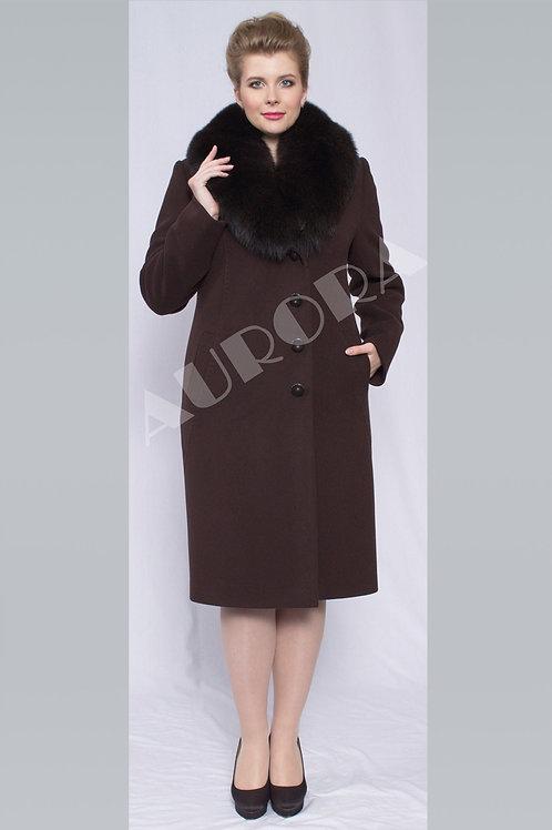 Пальто А-286Z (ткань велюр)