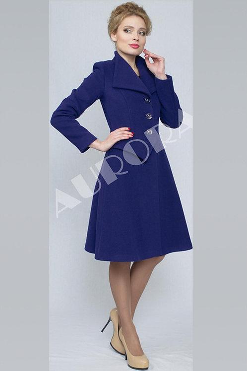 Пальто А-276 (ткань велюр)