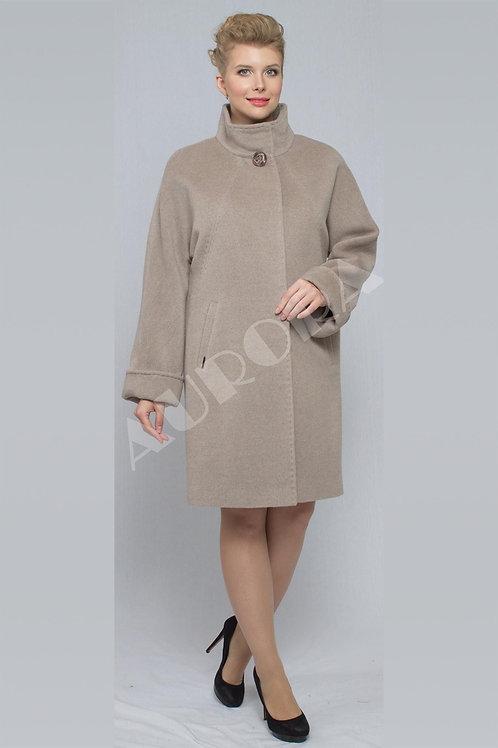 Пальто А-220 (ткань микроворс, ворс)