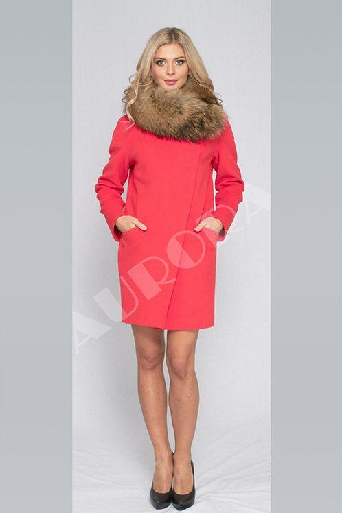 Пальто А-194Z (ткань велюр)