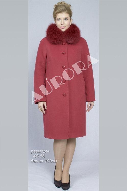 Пальто А-145Z (ткань велюр)