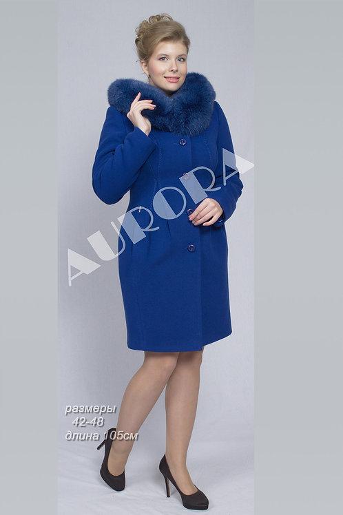 Пальто А-239Z (ткань велюр)
