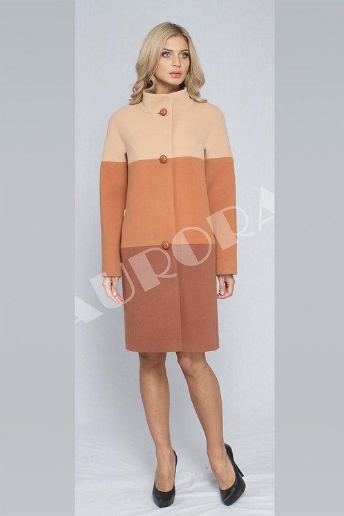 Пальто А-214/1 (ткань велюр)