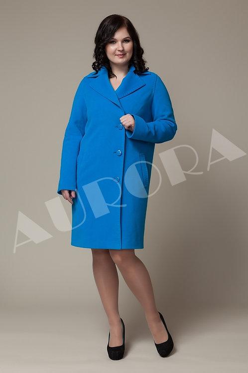 Пальто А-193 (ткань велюр)