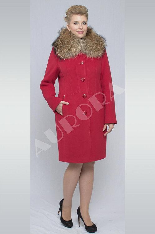 Пальто А-235Z (ткань велюр)
