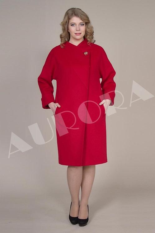 Пальто А-168 (ткань микроворс)