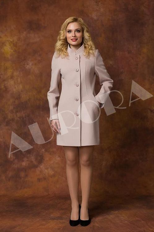 Пальто А-182 (ткань велюр )