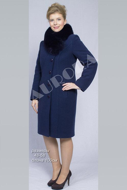 Пальто А-225Z (ткань велюр)