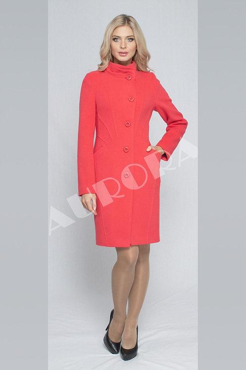 Пальто А-229  (ткань велюр)