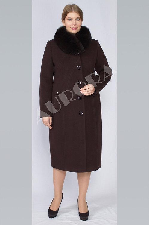 Пальто А-290Z (ткань велюр)