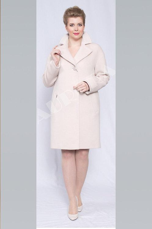Пальто А-291  (ткань ворс)
