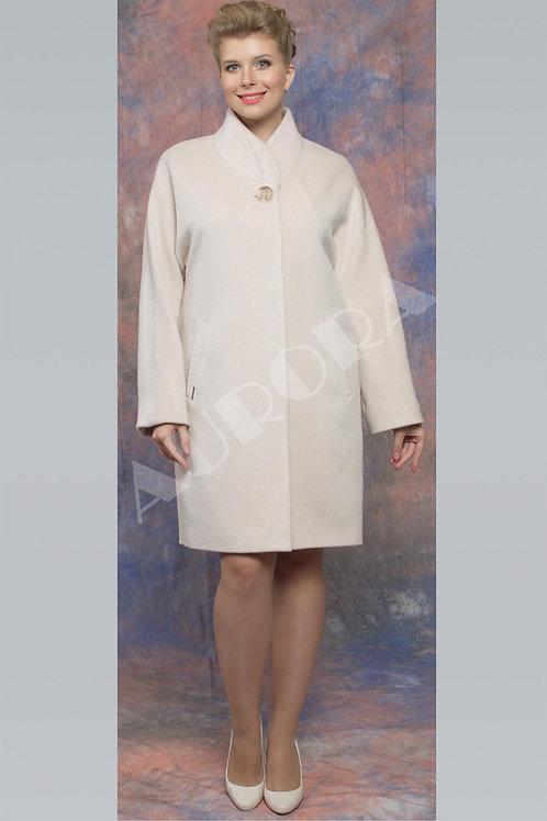 Пальто А-220/1 (ткань микроворс, ворс)