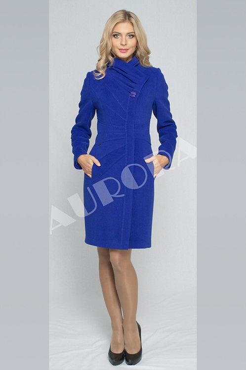 Пальто А-230  (ткань велюр)