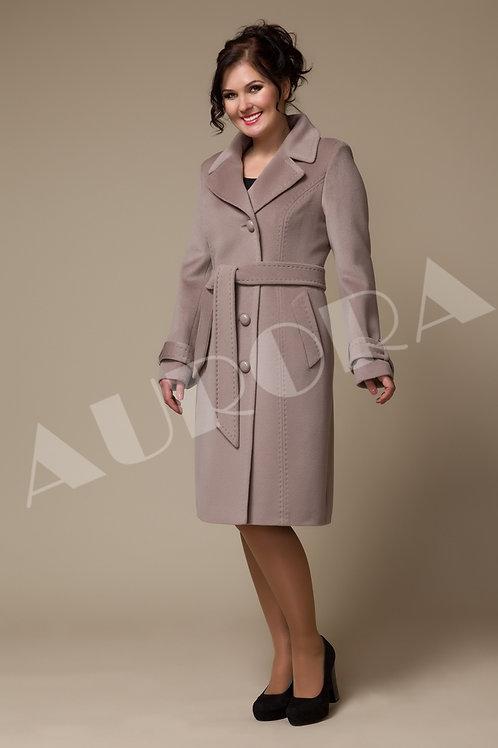 Пальто А-155 (ткань велюр, ворс)