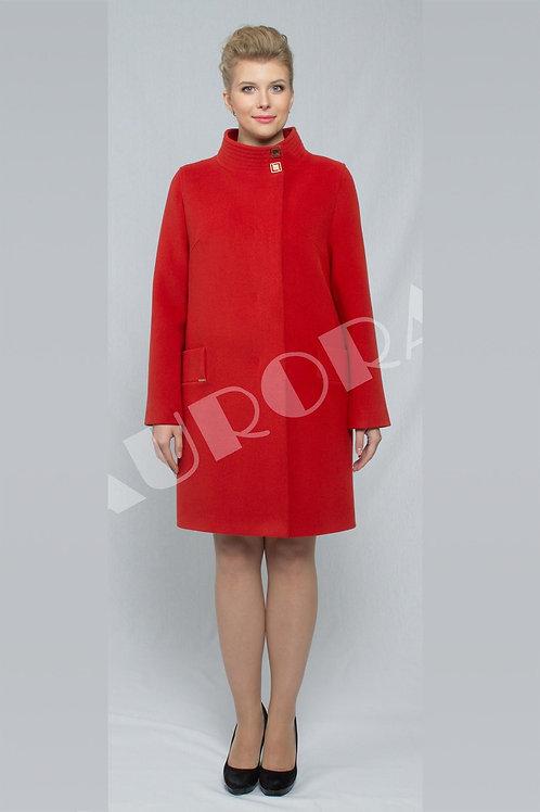 Пальто А-215 (ткань велюр, м/в «рубчик»)