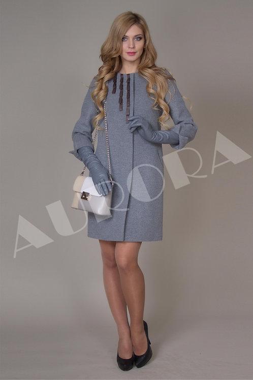 Пальто А-196 (ткань сукно)