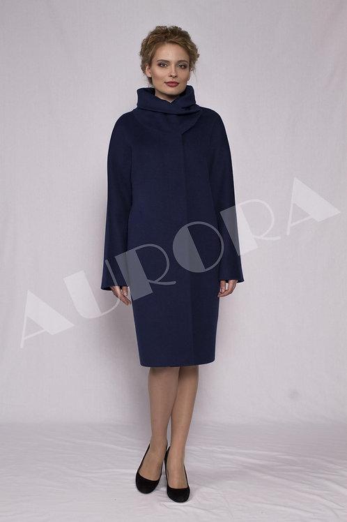 Пальто А-283 (ткань микроворс «рубчик» )